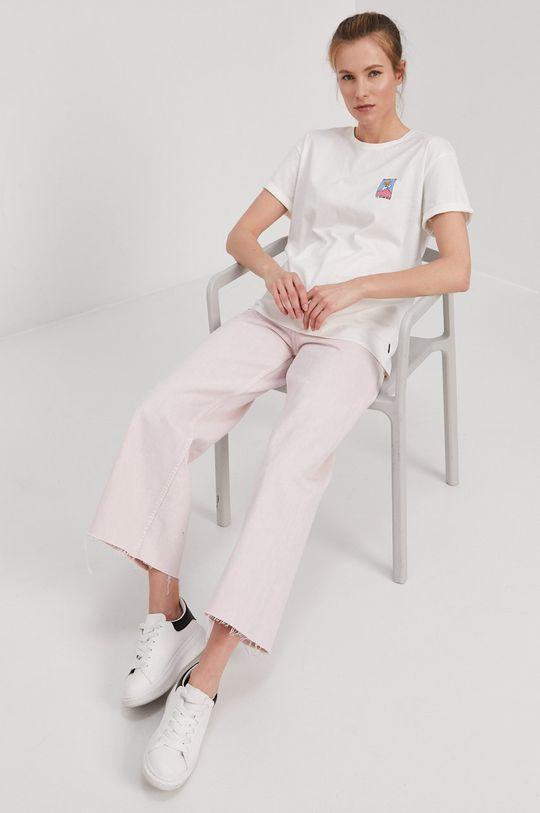 Protest - T-shirt biały