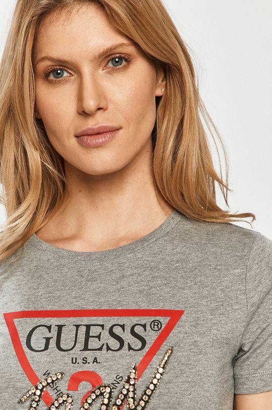 gri Guess - Tricou
