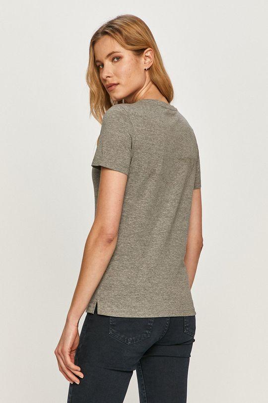 Guess - T-shirt 80 % Bawełna, 20 % Wiskoza