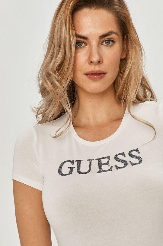 biela Guess - Tričko Dámsky