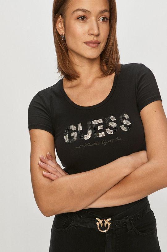 negru Guess - Tricou