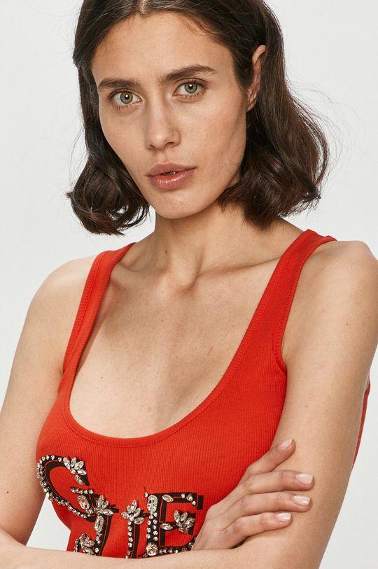 červená Guess - Top