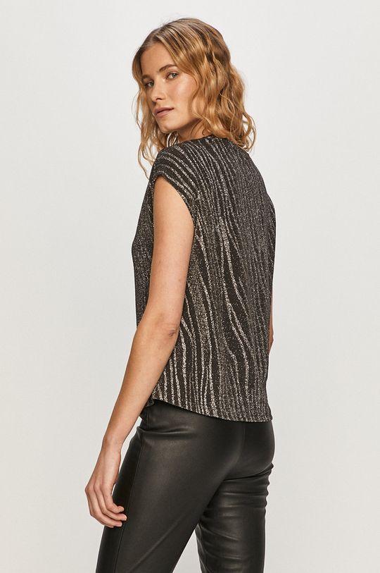 Only - T-shirt 70 % Nylon, 30 % Włókno metaliczne