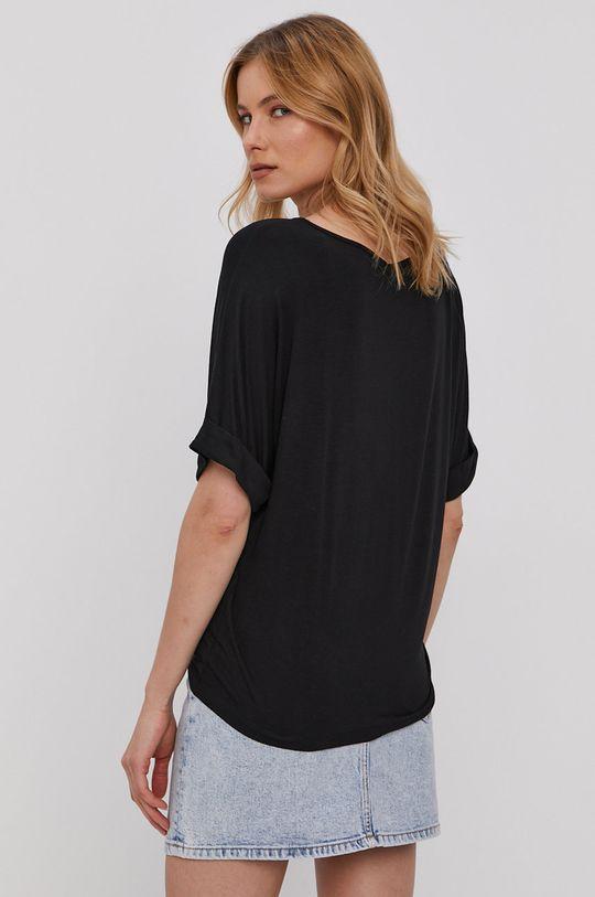Pieces - T-shirt 5 % Elastan, 95 % Wiskoza
