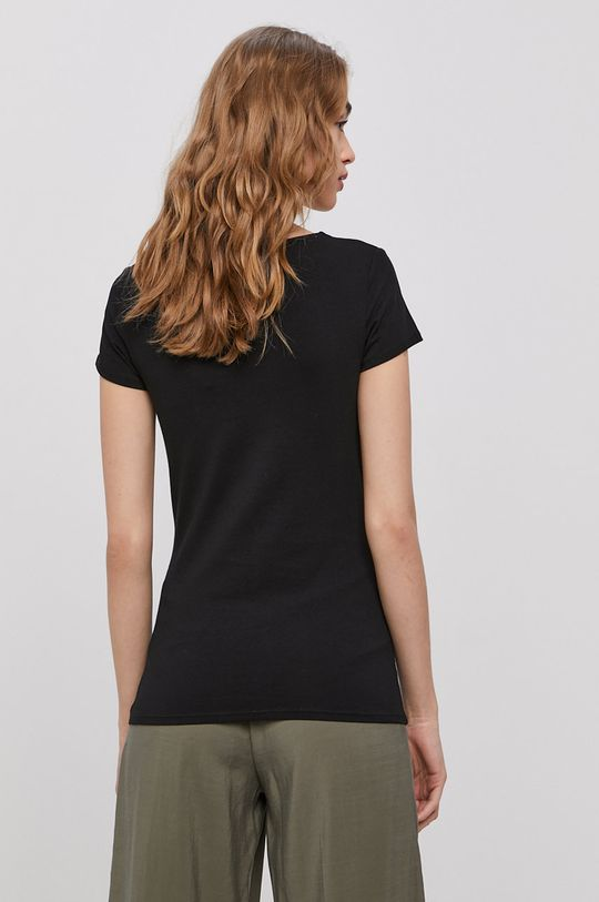 Only - T-shirt 95 % Bawełna, 5 % Elastan