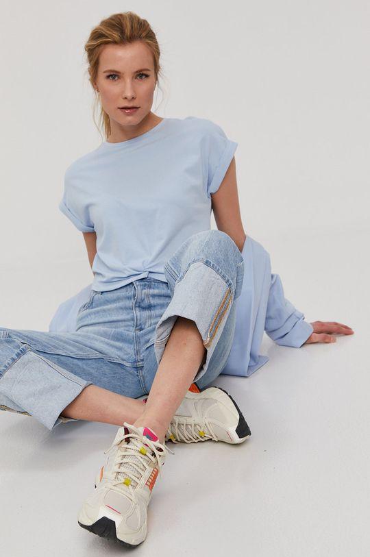 jasny niebieski Only - T-shirt Damski