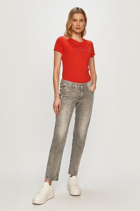 Calvin Klein - Tricou rosu