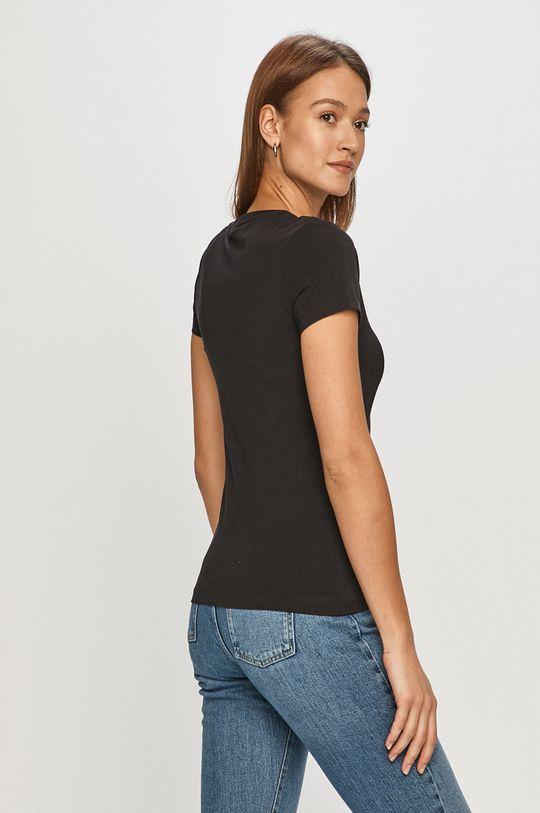 Calvin Klein - Tricou  95% Bumbac, 5% Elastan