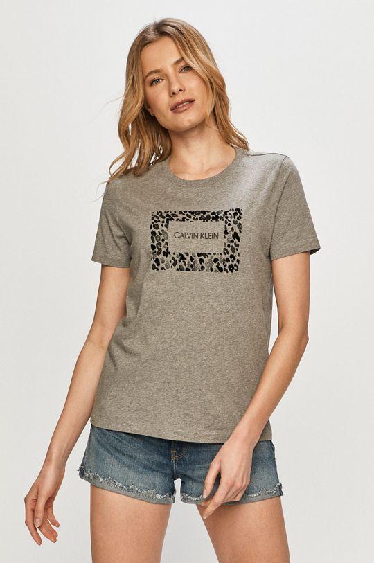 gri Calvin Klein - Tricou De femei