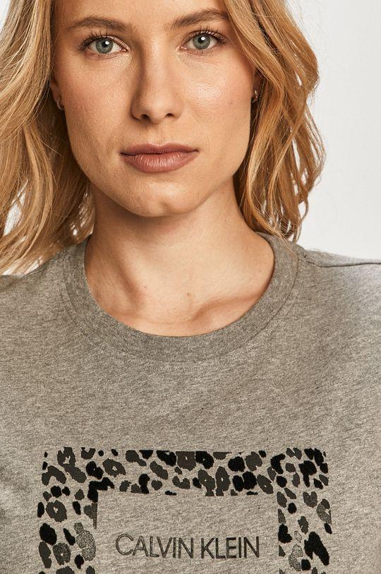 gri Calvin Klein - Tricou