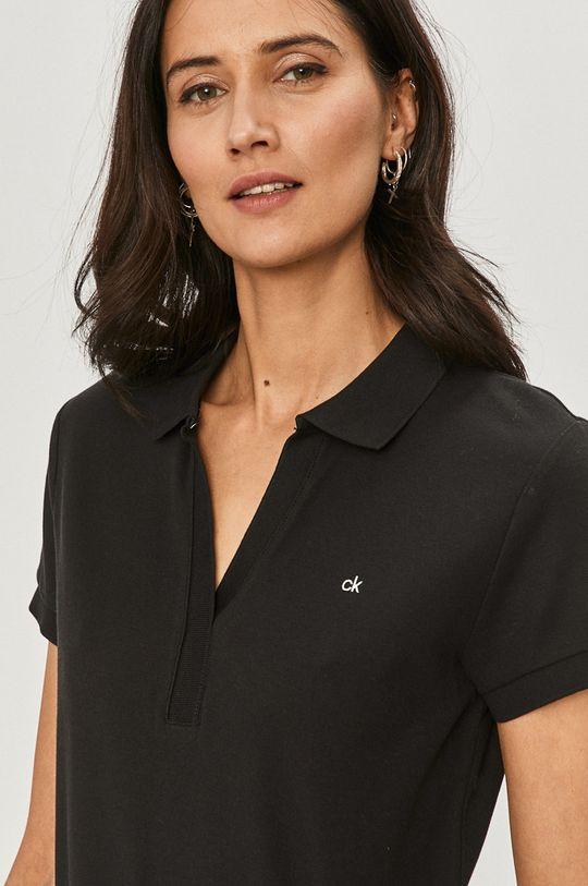 czarny Calvin Klein - Polo