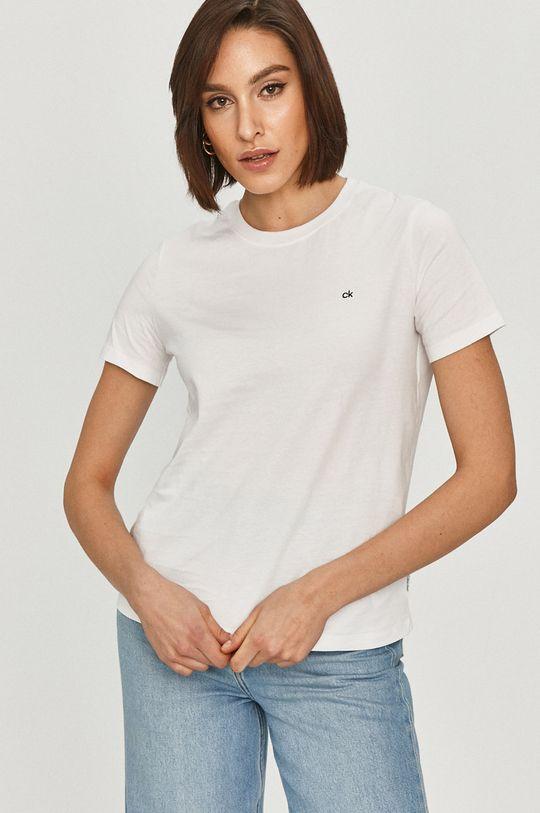 biela Calvin Klein - Tričko Dámsky