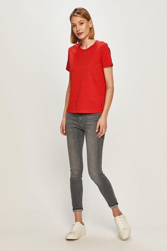 Calvin Klein - Tričko červená