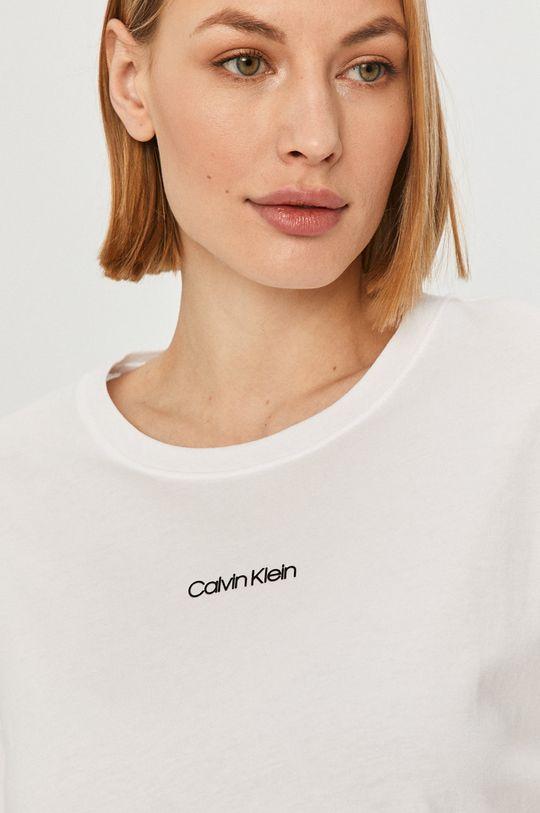 bílá Calvin Klein - Tričko