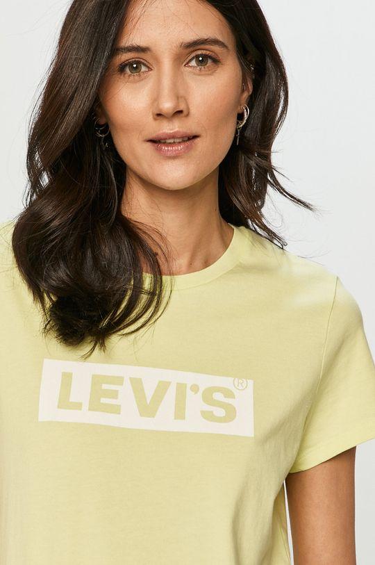 zielony Levi's - T-shirt