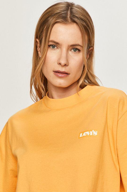 žlutá Levi's - Tričko