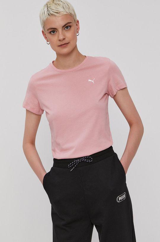 Puma - Tričko růžová