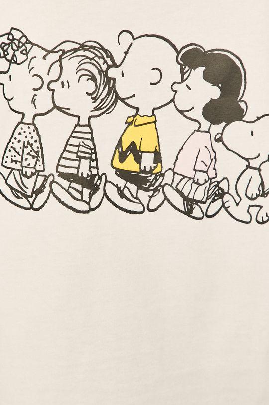 Puma - T-shirt X Peanuts Damski