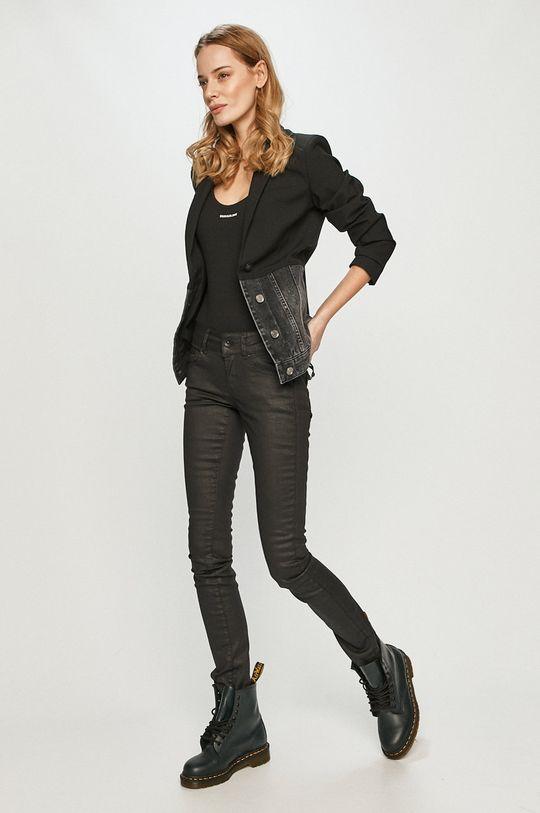 Calvin Klein Jeans - Top czarny