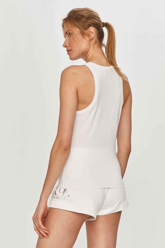Calvin Klein Jeans - Top  95% Bavlna, 5% Elastan