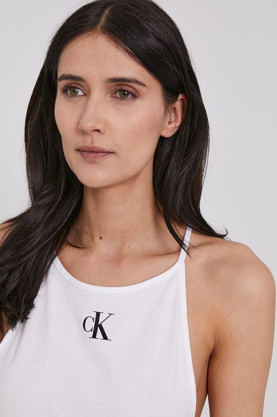 biały Calvin Klein Jeans - Top