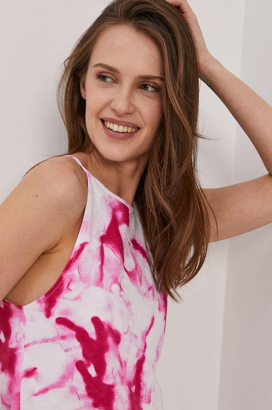 różowy Calvin Klein Jeans - Top
