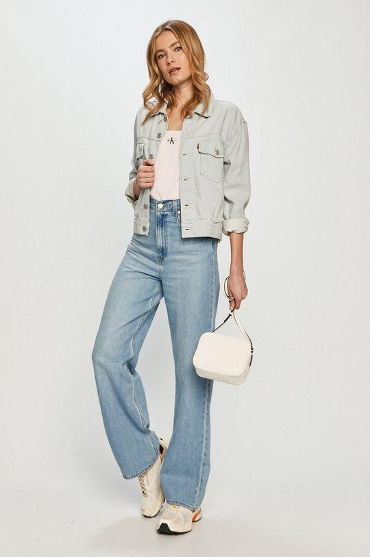 Calvin Klein Jeans - Halenka růžová