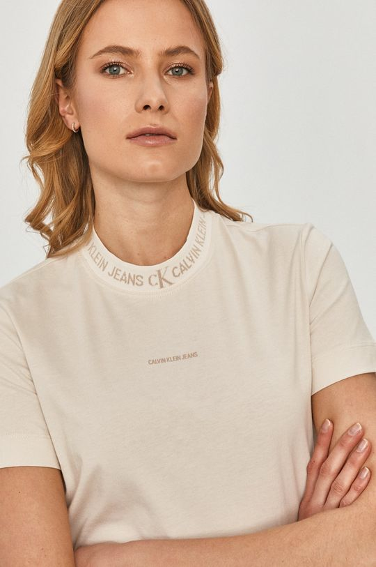 piesková Calvin Klein Jeans - Tričko