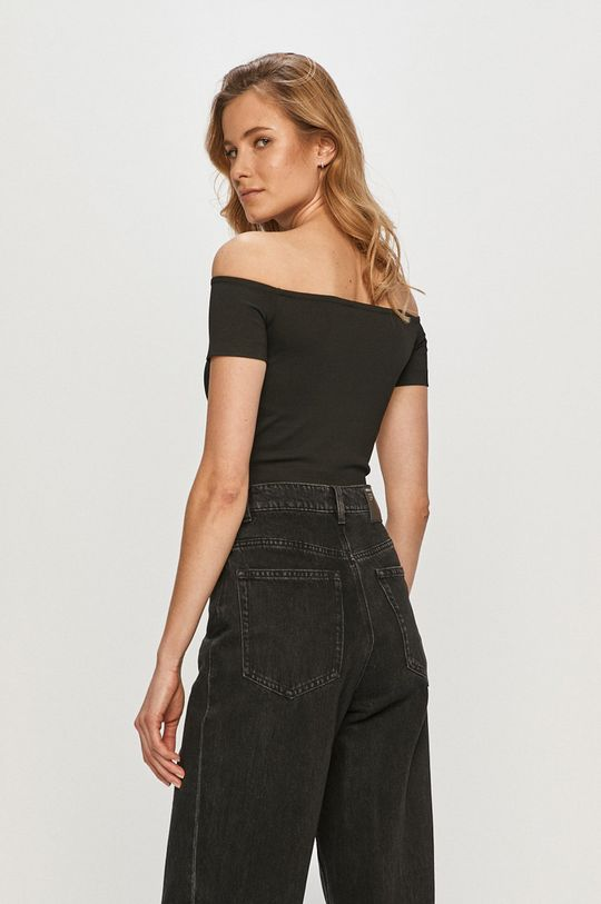 Calvin Klein Jeans - Tricou  4% Elastan, 77% Poliester , 19% Viscoza