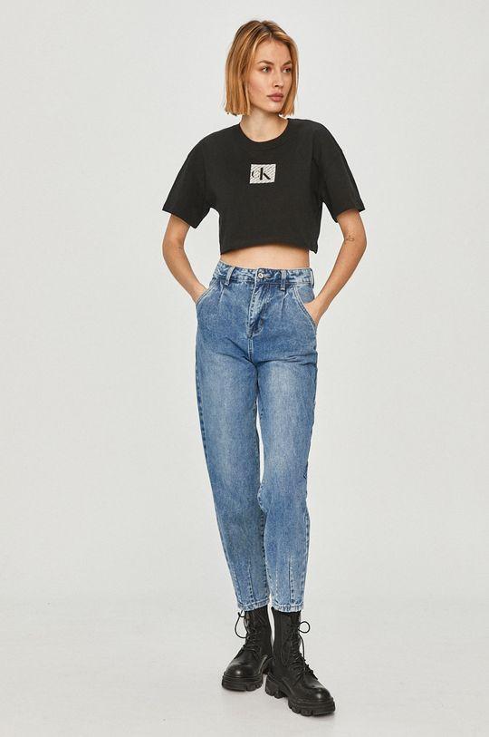 Calvin Klein Jeans - T-shirt czarny