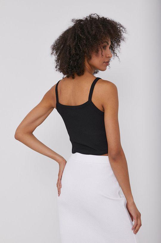 Calvin Klein Jeans - Top  93% Bavlna, 7% Elastan
