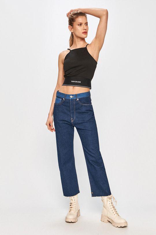 Calvin Klein Jeans - Top čierna