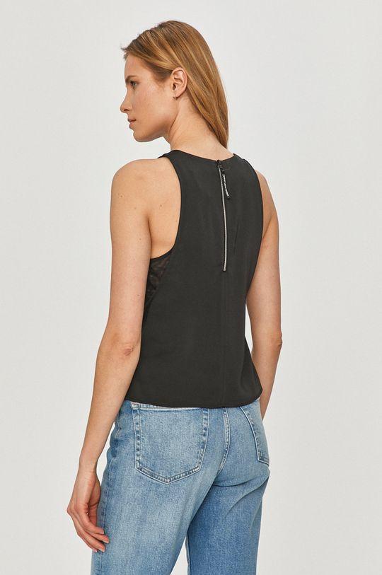 Calvin Klein Jeans - Blúzka  1. látka: 100% Polyester 2. látka: 16% Elastan, 84% Polyester