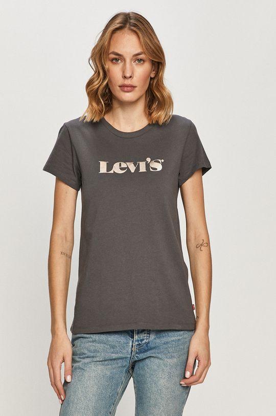 Levi's - Tricou  100% Bumbac