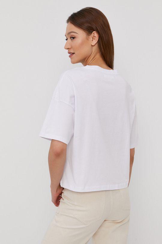 biela Noisy May - Tričko