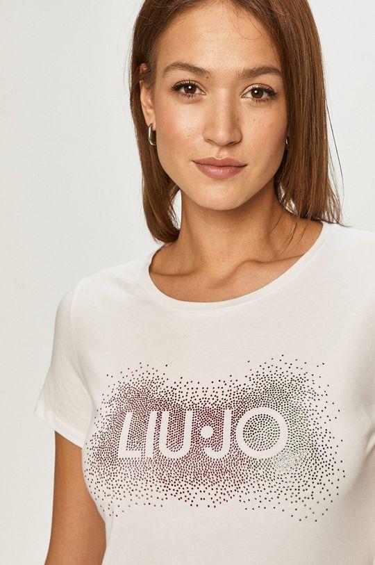 biela Liu Jo - Tričko