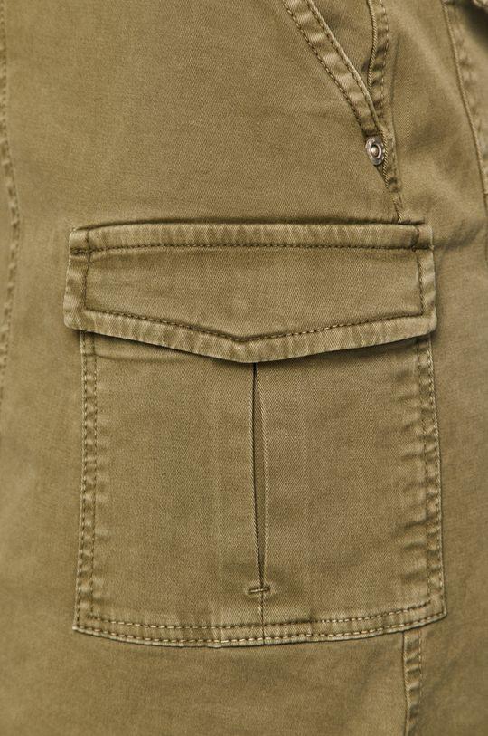 oliwkowy Pepe Jeans - Spódnica Maddox