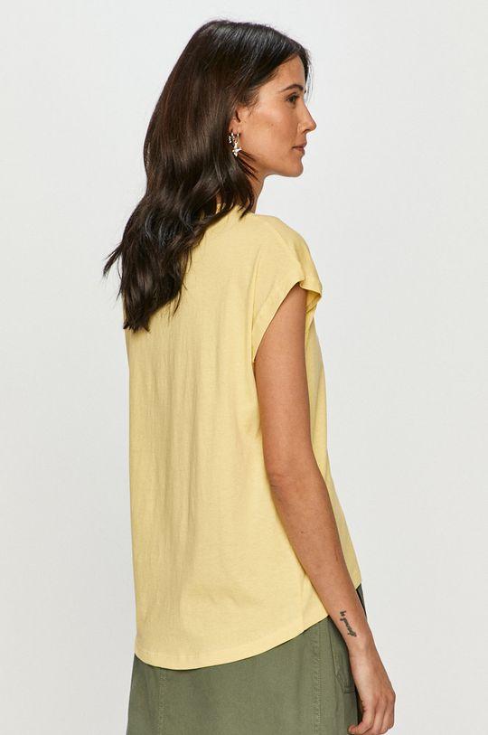 Pepe Jeans - T-shirt Bloom 100 % Bawełna