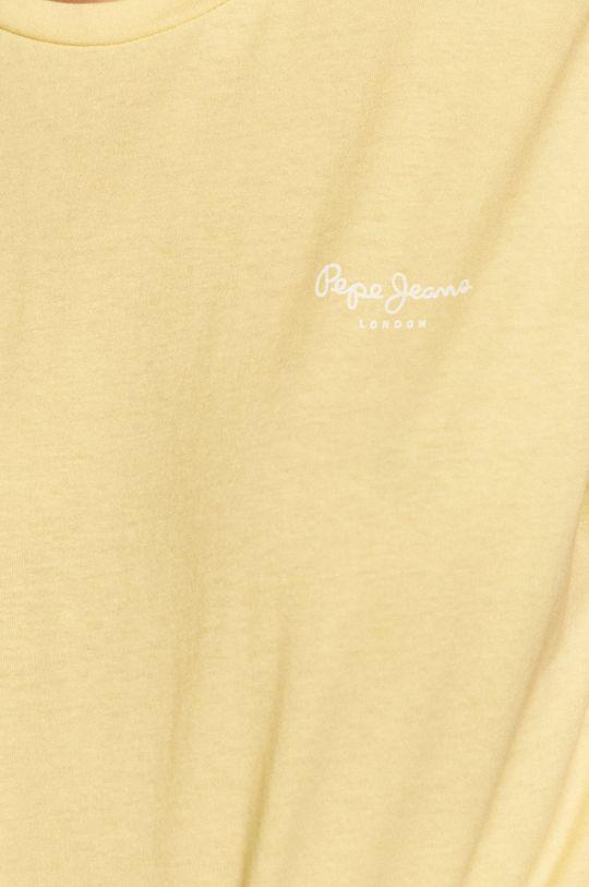 Pepe Jeans - T-shirt Bloom Damski