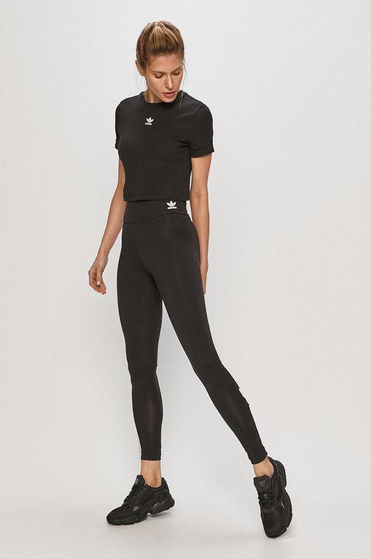 adidas Originals - Tričko čierna