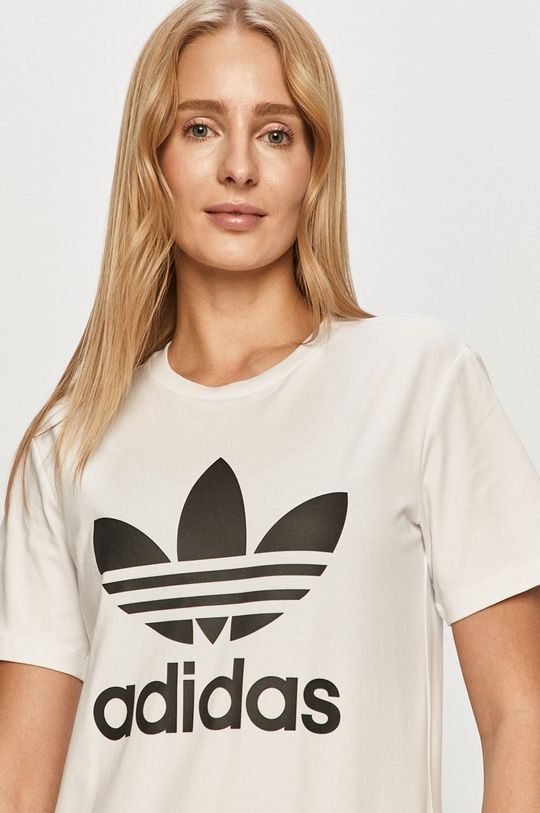 bílá adidas Originals - Tričko