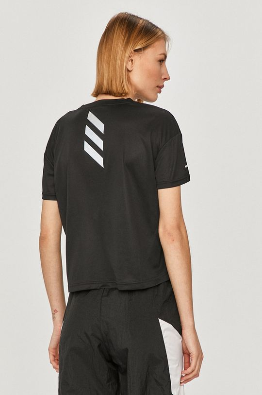 adidas Performance - T-shirt 100 % Poliester z recyklingu