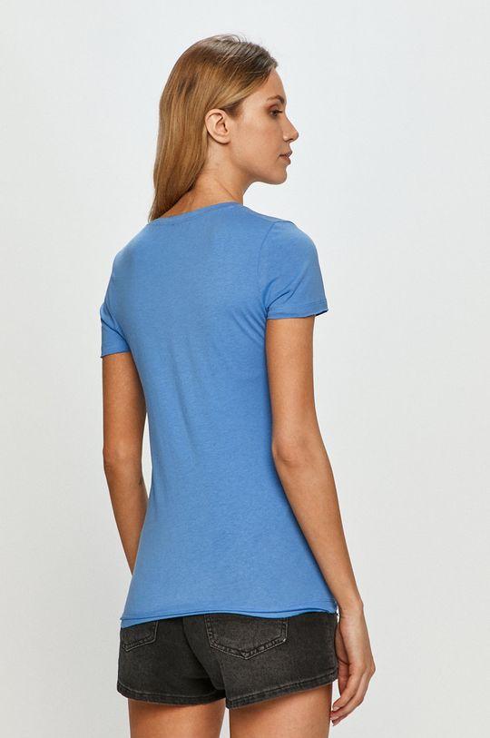 Pepe Jeans - Tričko Bleu  95% Bavlna, 5% Elastan