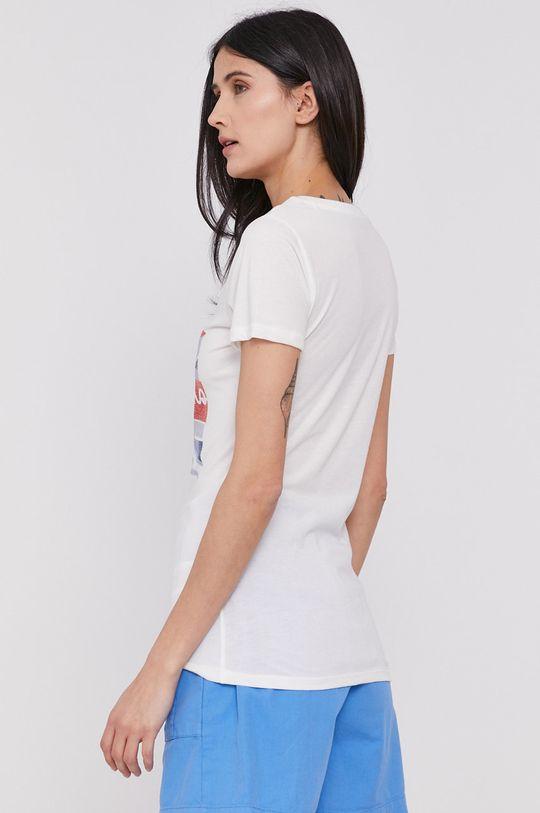 Pepe Jeans - T-shirt Blaze 50 % Bawełna, 50 % Poliester