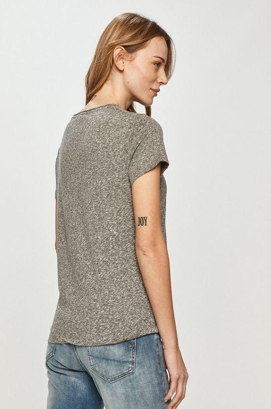 Pepe Jeans - T-shirt Bibiana 38 % Bawełna, 50 % Poliester, 12 % Wiskoza