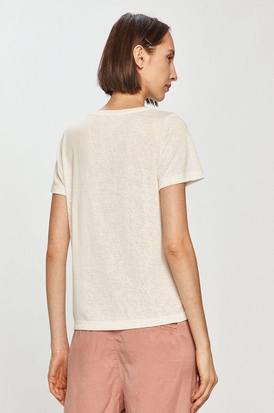 Pepe Jeans - T-shirt Brooklyn 38 % Poliester, 62 % Wiskoza