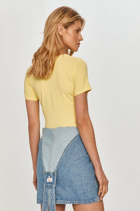 Pepe Jeans - Tričko New Virginia  93% Bavlna, 7% Elastan