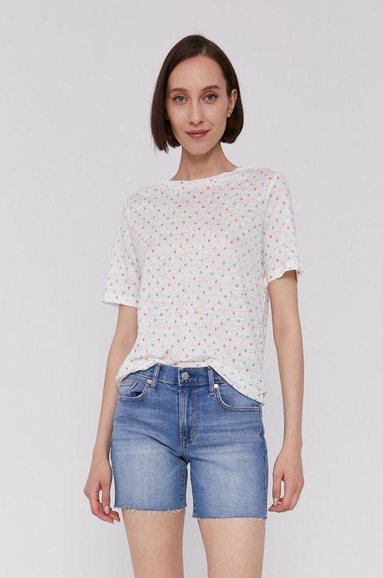 biały Pepe Jeans - T-shirt DENISE Damski