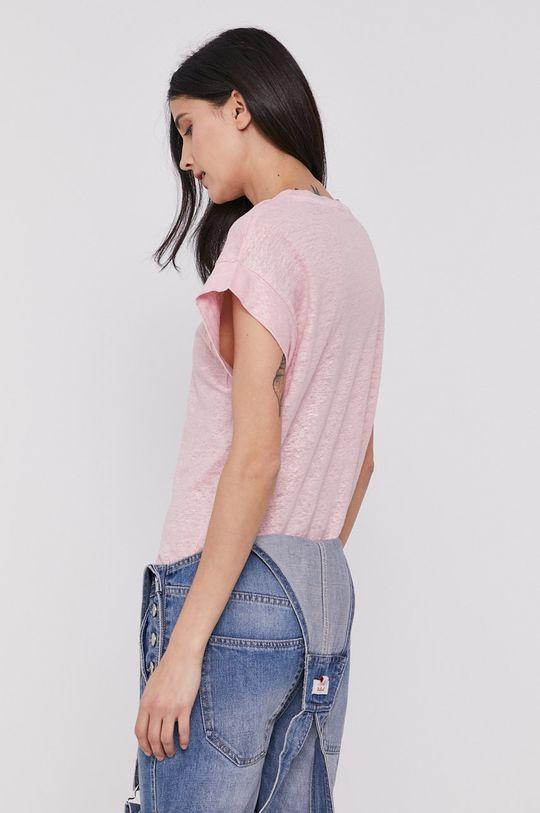 Pepe Jeans - T-shirt 100 % Len