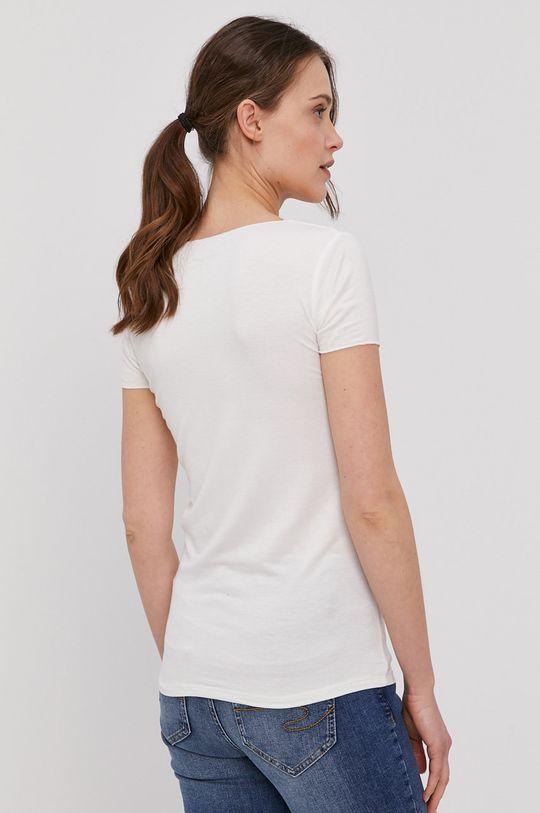 Pepe Jeans - T-shirt Charlotte 5 % Elastan, 95 % Wiskoza